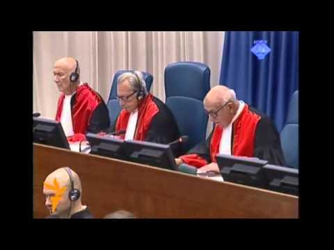 UN war crimes court acquits Gotovina and Markac over war crimes!