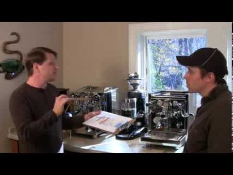 Newbie Introduction to Espresso – Heat Exchanger vs. Double Boiler Espresso Machines