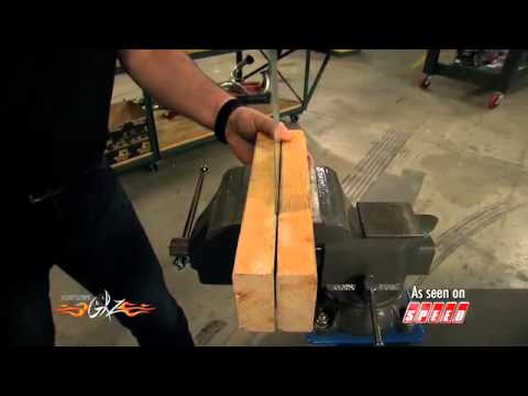 0 DIY Tip For Bending Sheet Metal Without A Metal Brake
