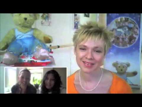Jill Bridger Melody Bear On Dancepreneur TV
