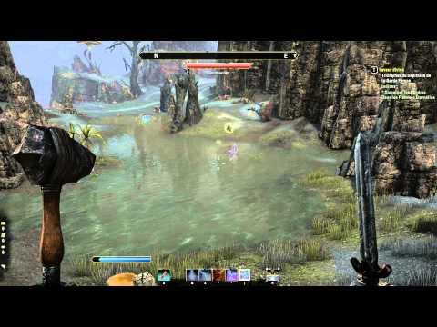 D.L.Z : H-S-7.1 The Elder Scrolls Online : ballade en Morrowind (Video Game)