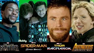 Video Marvel Cast Hilarious Bloopers and Gag Reel(Part-2) | Try Not To Laugh 2018 MP3, 3GP, MP4, WEBM, AVI, FLV Maret 2019