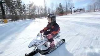 7. Snow Moto: Polaris