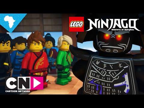 Steven Universe - Ninjago  Back Into the Darkness  Cartoon Network Africa