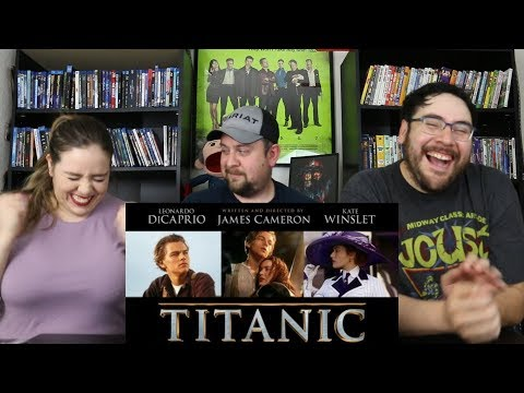Better Late Than Never Ep 36 - Titanic (1997) Trailer Reaction / Review
