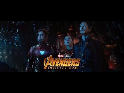 Marvel Studios' Avengers: Infinity War - Big Game Spot (видео)
