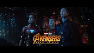 VIDEO: AVENGERS: INFINITY WAR – Big Game Spot