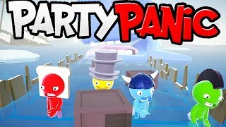 I AM NEVER INVITING MY FRIENDS TO A PARTY AGAIN! - PARTY PANIC