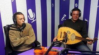 برنامج زجل يستضيف الفنان حسن أبو شنب ، عازف عود : أحمد عبد الهادي