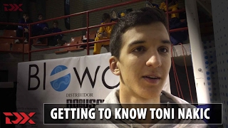 Getting to know: Toni Nakic