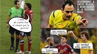 Memes Colombia VS Brasil