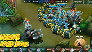 Download Video LORD BUG !!! PLEASE DON'T TRY IT 😣 2 LORD AUTO WIN MP3 3GP MP4