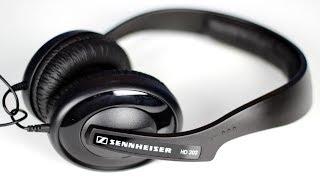 Sennheiser HD 202 II Review! ~ Great $25 Headphones