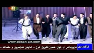 Kurdish Broadcasting Channel Kurdish Halparke Dance Mariwani