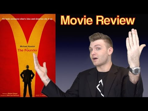 The Founder Movie Review UK - Silver Screen Dudes