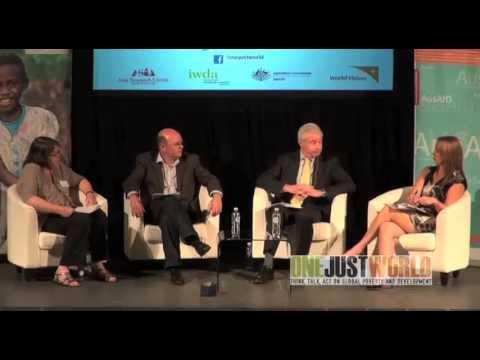 Megan Christensen on the resources curse