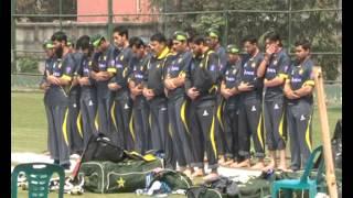 Pakistan Team Prayer | Muslim prayer | 786k lucky| watch AFG now  https://youtu.be/9Zd-i8XHmeQ