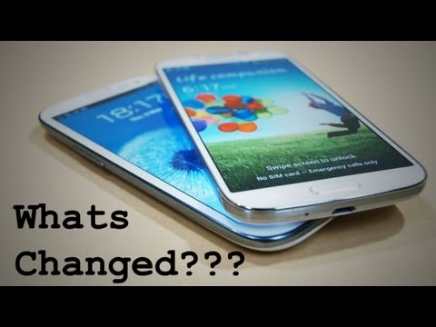 Galaxy S3 - Is Samsung Galaxy S4 worth the upgrade? What are the new features on the Samsung Galaxy S4? How does it differ from the Samsung Galaxy 3? I try to answer the...