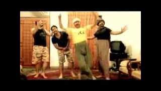 کلیپ خنده دار، رقص چهار جوان با حال ایرانی