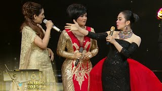 Video 3 Wanita Luar biasa untuk Anang Hermansyah [Silet Awards 13th] [26 Okt 2015] MP3, 3GP, MP4, WEBM, AVI, FLV Juli 2019