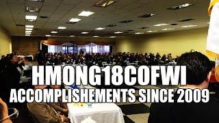 Suab Hmong News: Hmong18COWI Accomplishments since 2009