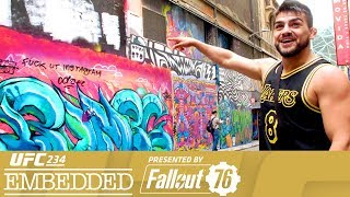 UFC 234 Embedded: Vlog Series - Episode 4