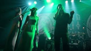 Video DERIAS & SPARS - The Green Wedding Day - Live from Dark Valentin