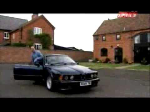 5th Gear – BMW E24 6-series
