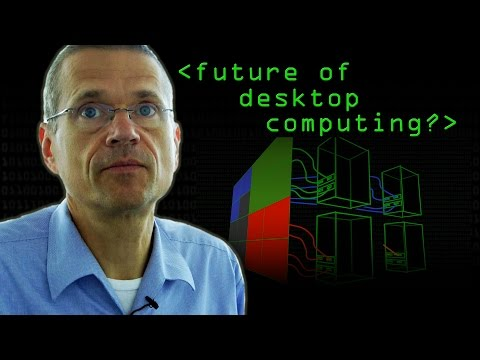 Computing - Tablets are taking over from desktop computing but what if we merge the two? This prototype demonstrates something new, that builds upon something centuries old - working with paper on your...