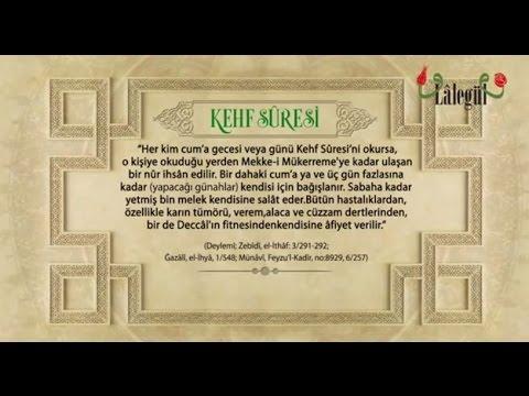 Cübbeli Ahmet Hocaefendi'nin Sesinden Kehf Süresi