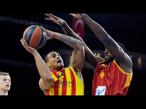 Highlights: Top 16, Round 14 vs. Galatasaray