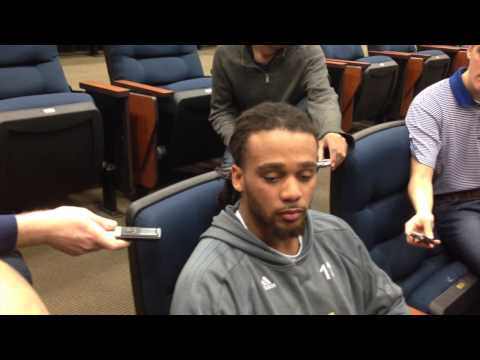 Ishaq Williams Interview 3/21/2014 video.