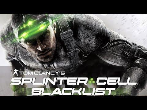 Tom Clancy's Splinter Cell Blacklist (Original Game Soundtrack) | Full Soundtrack