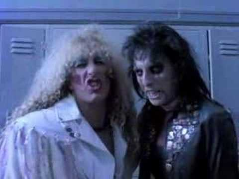 Twisted Sister - Twisted Sister - Be chrool to your scuel - 1985.