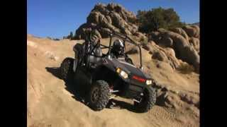 8. 2009 Polaris Ranger RZR S UTV Test