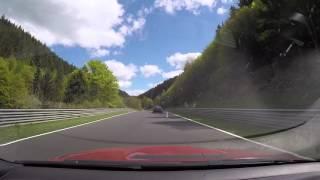 BMW M3 8m30s Nurburgring Nordschliefe Trackday