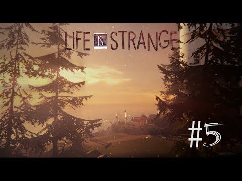 LIFE IS STRANGE - #5 LA NIEVE