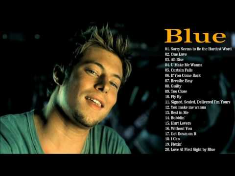 The Very Best Of  Blue 2017 (Full Album)