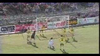 Zidanes erstes Spiel als Profi (Cannes vs. Nantes)