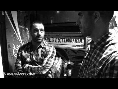 Backstage With Joe Rogan Part 2