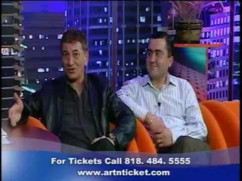 Mer Show - Ashot Edigaryan & Hayk Saratikyan (видео)