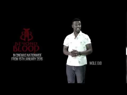 BEYOND BLOOD STINGS WOLE OJO