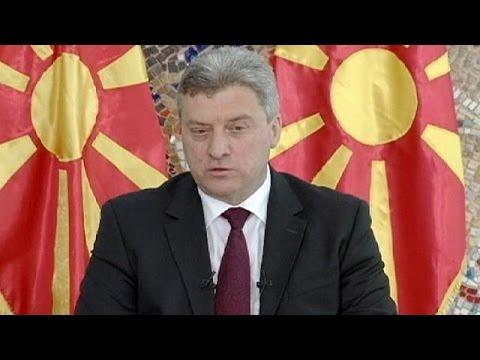 Σκόπια: Συνεχίζονται οι διαδηλώσεις για το σκάνδαλο με τις τηλεφωνικές υποκλοπές
