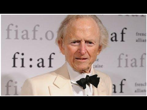 Muere Tom Wolfe a los 87 años