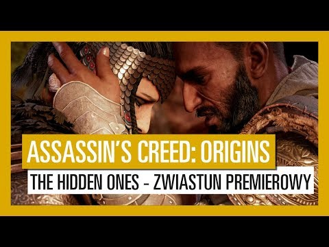 Assassin's Creed Origins: The Hidden Ones, czyli Bayek kontra Rzymianie