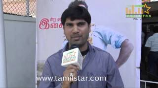 Sathish at Beedi Movie Audio Launch