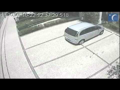 Polícia divulga imagem de roubo no Nova Campinas