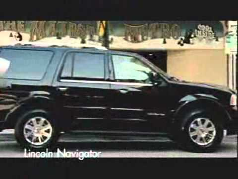 Lincoln Mercury Navigator - Spanish