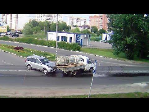 Авария в Сурпухове