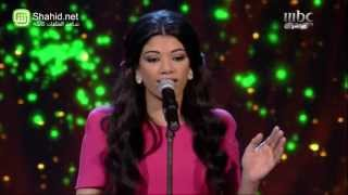 Arab Idol -الأداء -صابرين النيجيلي